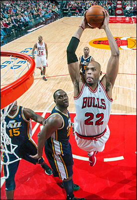 Taj Gibson
