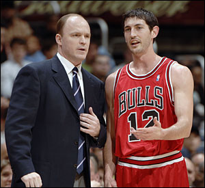Scott Skiles and Kirk Hinrich