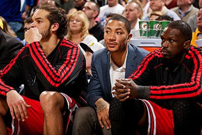 Noah, Rose, Deng