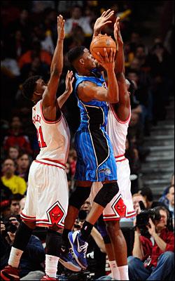 Bulls defense