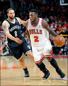 Deron Williams defends Nate Robinson