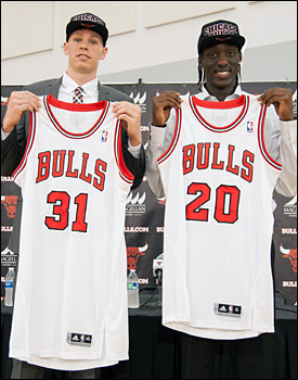 Erik Murphy and Tony Snell