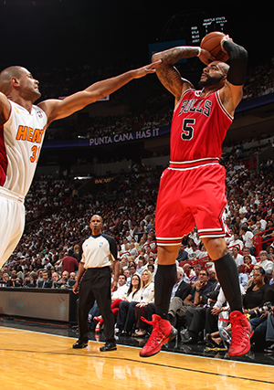 Carlos Boozer vs. Miami