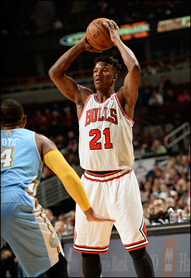 """""""Stats never meant anything to me,"""" said Butler. """"All I want to do is help a team win."""""""