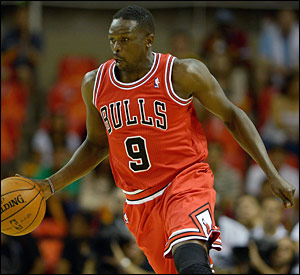 """We're going to be good,"" said Deng. ""The question is how good can we be."""