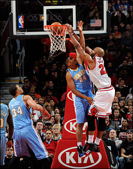 Taj Gibson and the Bulls open the regular season Tuesday in Miami against the Heat.