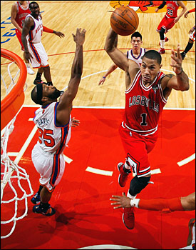 Rose and the Bulls return home to host the Knicks on Thursday night (7 p.m. CT | TNT | ESPN 1000).