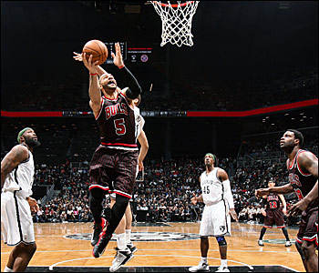 Boozer and the Bulls will visit the Nets on Christmas Day at 11 a.m. CT on WGN-TV and ESPN.