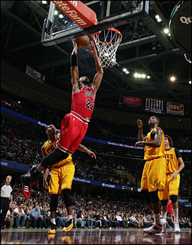 Taj Gibson scored 18 points in just 24 minutes off the bench.