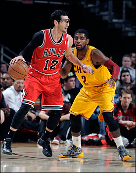 """""""This Bulls team without Rose doesn't have much margin for error on the offensive end,"""" writes Smith. """"They'll win enough games because they play hard, defend and rebound."""""""