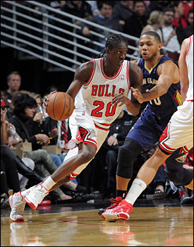 Up next for Snell and the Bulls is the Miami Heat, who visits the United Center on Thursday.