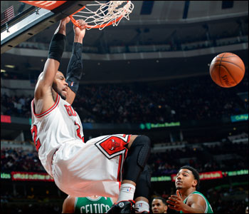 Gibson and the Bulls are back in action Saturday night when they host the Atlanta Hawks.