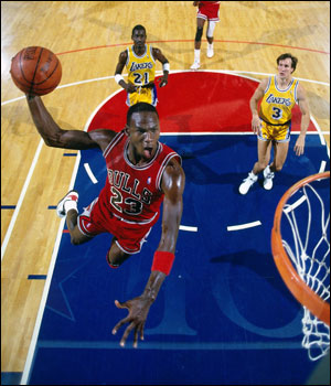 If you have been watching Kevin Durant with shock and awe, then you can get a better understanding of what it was like watching Michael Jordan.