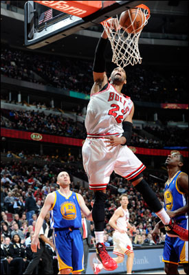 Gibson led the Bulls with 21 points.