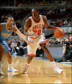 Tony Snell had a career-high 20 points with three of four from three-point range. The Bulls scored a regular season high in points, won by their largest margin of the season, had a season high 65 bench points and season high 69 points at halftime in leading 69-46.