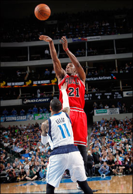 Butler and the Bulls won their eighth game in the last nine. It also was the Bulls' fourth straight overall against the more celebrated Western Conference and sixth in the last seven.
