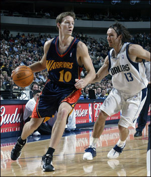 """""""He was a high IQ teammate who his teammates loved playing with because he was so unselfish,"""" said Musselman. """"He was a ball mover; never a ball stopper. I felt Mike really was good at a lot of things. He might have been overrated as a shooter and underrated as a passer and rebounder."""""""