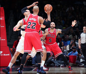 The Bulls remained tied for third with the Toronto Raptors, who won in Milwaukee, though Toronto retains the tiebreaker as division leader. The Wizards in sixth thus remained a possible first round playoff opponent.